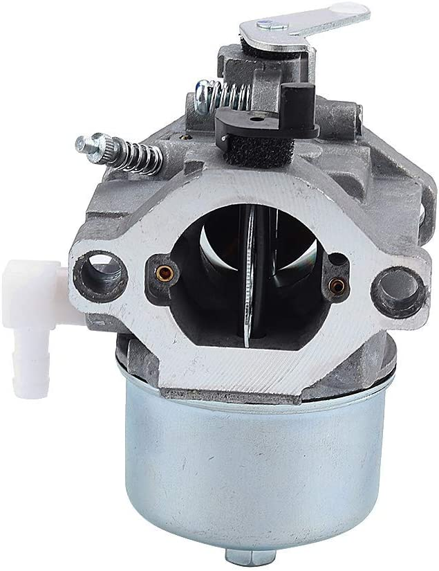Jimess 690119 Carburetor with Air Filter Fuel Line Spark Plug for Briggs and Stratton 690118 690115 690111 Engine Carb