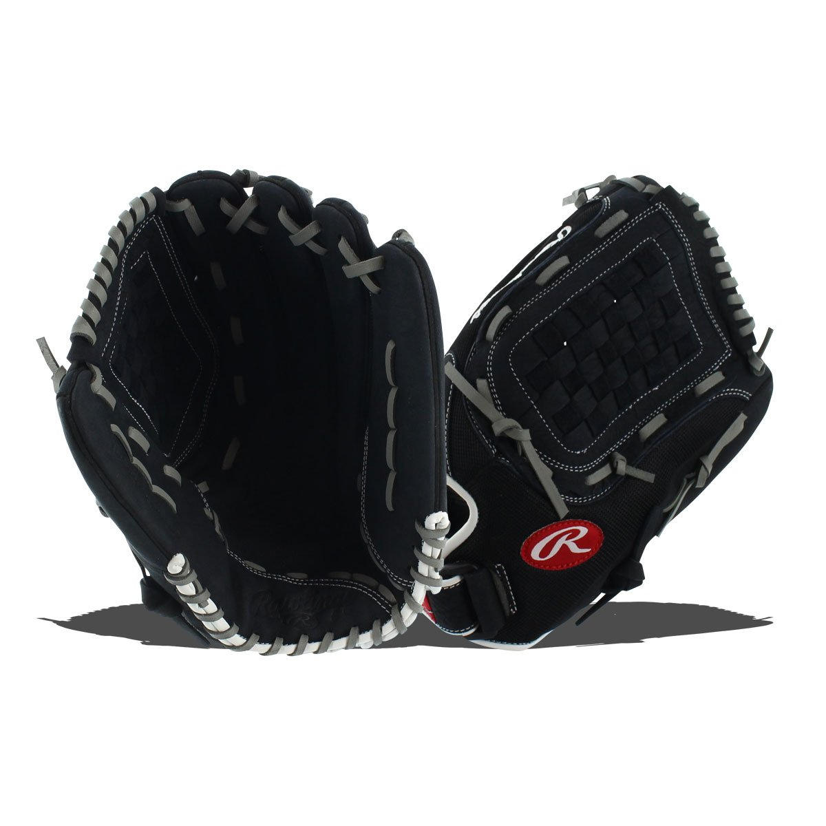 Rawlings Renegade 14インチr140bgb Slowpitchソフトボールグローブ B07C9L2QTF