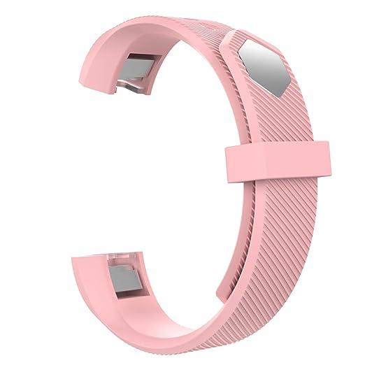 4 opinioni per MoKo Fitbit Alta / Alta HR Watch Cinturino, TPU Morbido Cinturino Classico con