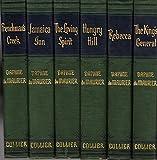 Six volume set: Frenchman's Creek, Jamaica inn, The loving spirit, Hungry Hill, Rebecca, The Kings general.