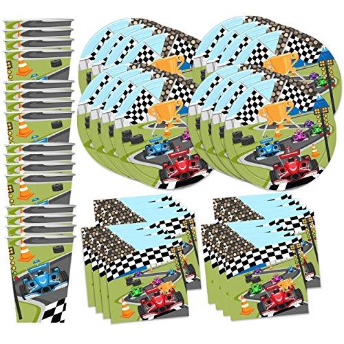 racing car party supplies - 5