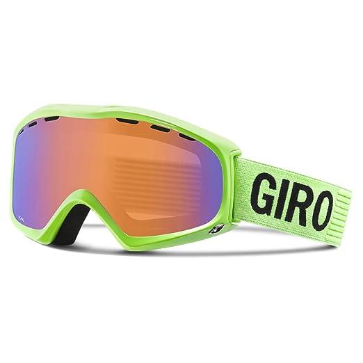 6293bfd8a859 Amazon.com   Giro Snow GSG1030 Unisex Signal Googles ( Frame  Ano Orange  Gameday Lens  Grey Cobalt )   Sports   Outdoors
