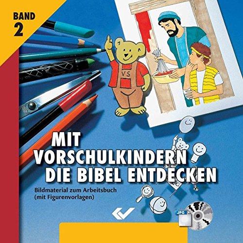 Amazon. Com: mit vorschulkindern die bibel entdecken bd. 2 / cd-rom.