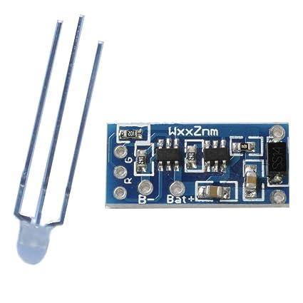 Amazon.com: Solu 1 A Li-Ion módulo de carga de batería Junta ...