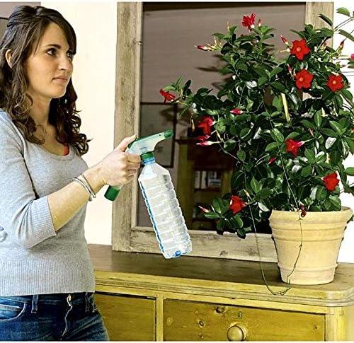 Ribimex PRP000P Nebulizzatore per Bottiglia Donna Verde 15x4x23 cm