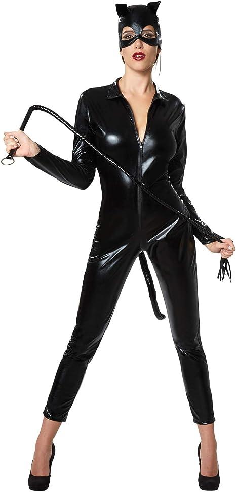 dressforfun 900474- Disfraz de Mujer Gato Caliente, Disfraz de ...
