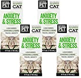 Product review for Natural Pet Pharmaceuticals by King Bio Anxiety and Stress Control for Cat, 4-Ounce Each (4 Pack)