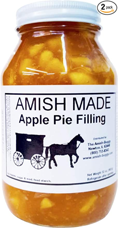 Amish Canned Apple Pie Filling Recipe