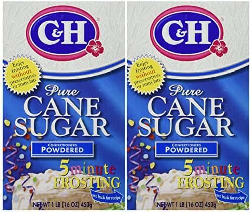 Sugar & Sweetener: C&H Confectioner's Powdered Sugar