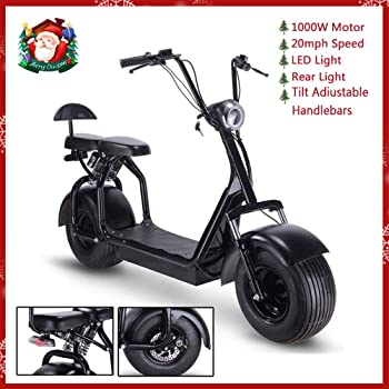 TOXOZERS Citycoco 1000W Electric Scooter