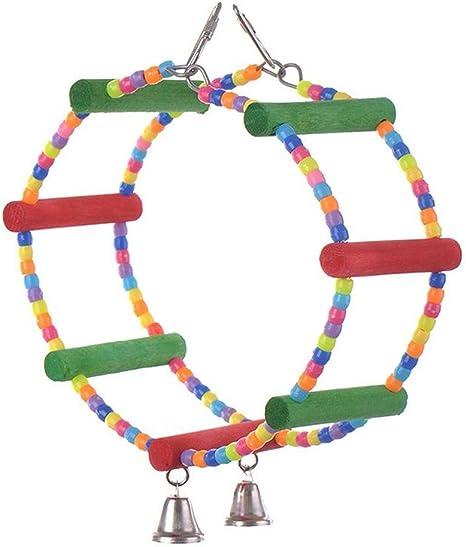Arch Swing - Arnés de juguete para pájaros: Amazon.es: Productos ...