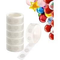 Ballon Lijm Stippen, 600 stuks Dubbelzijdige Ballon Lijm Stippen Sticker Plakband Dot Stickers voor Bruiloft Verjaardag…