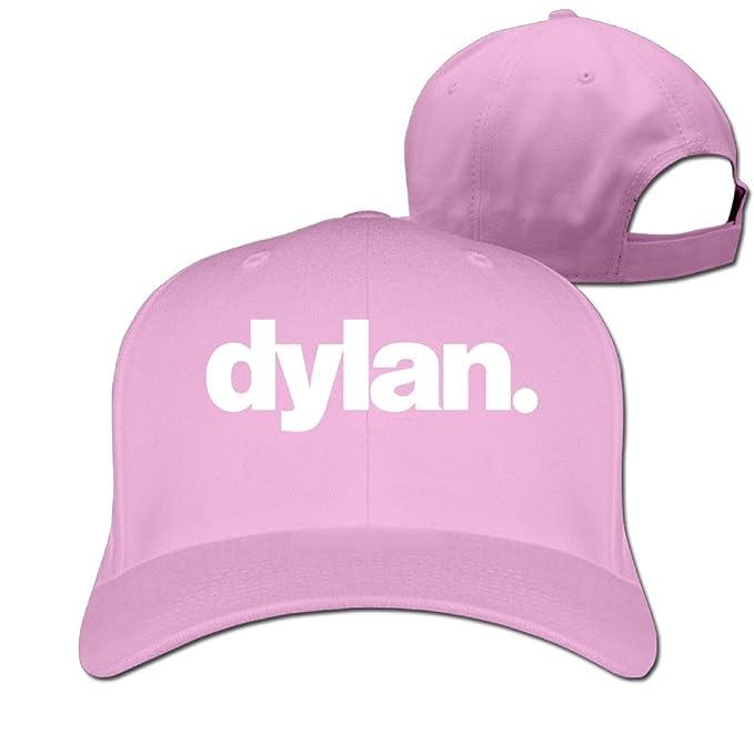 Didada Dylan Rieder - Gorras de béisbol - Rosa - Talla única ...