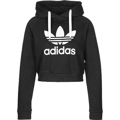 Adidas TRF Crop, sweat-shirt Femme, femme, Trf Crop