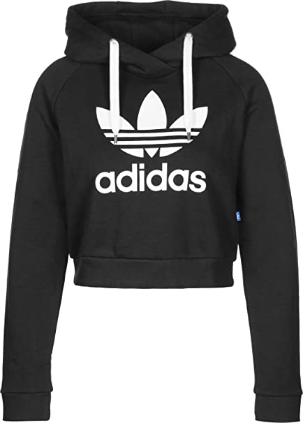 adidas TRF Crop, Sweat Shirt Femme, Femme, TRF Crop