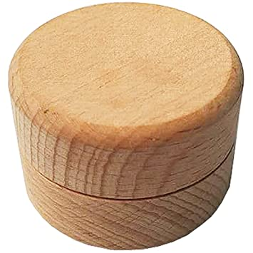 Ringkissen Ringhalter Hochzeit Holz Ringbox Kreative Holz Rustic Ehering  Träger Box Benutzerdefinierte Ring Box 2FR
