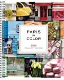 Paris in Color 2018 Engagement Calendar