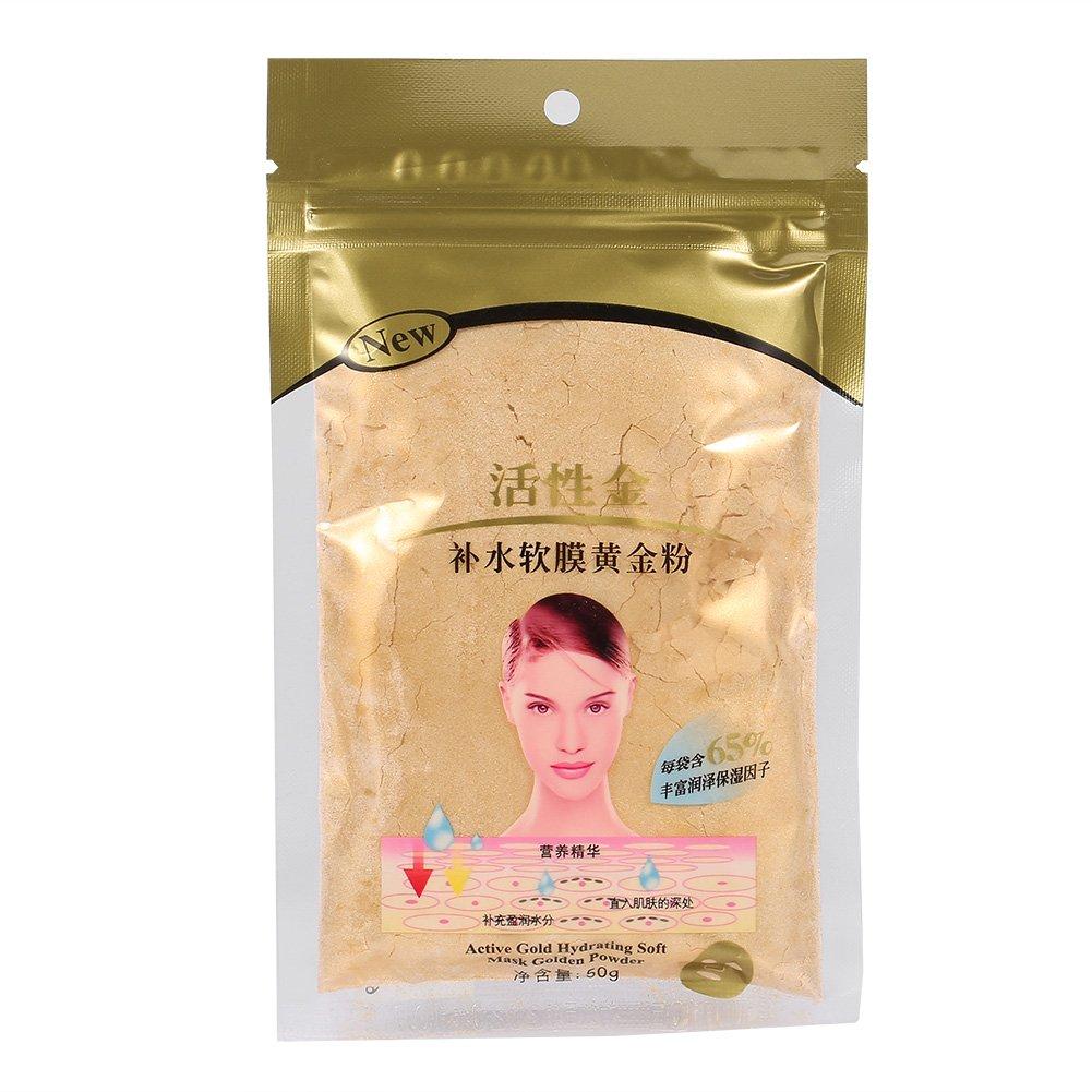 Golden Active Face Mask Powder Scars Acne Control Facial Care Tool 50g Zerone