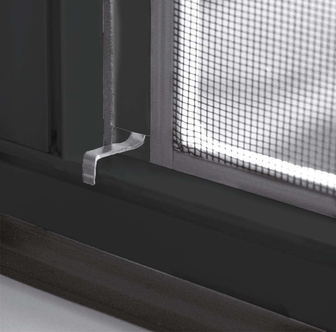 WIP Insektenschutz Rahmenfenster 130x150cm wei/ß