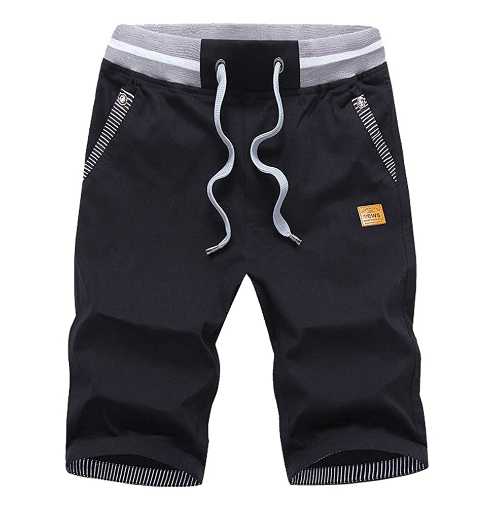 Evedaily Uomo Costumi Da Bagno Leisure Travel Short Pantaloncini Da Surfe
