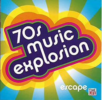 70s Music Explosion Volume 2 Escape CD Set