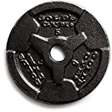 Gold's Gym 5 lb Standard Plate