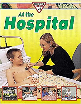 Buy at the hospital people who help us book online at low prices buy at the hospital people who help us book online at low prices in india at the hospital people who help us reviews ratings amazon publicscrutiny Gallery