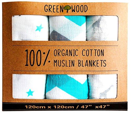 ets - 100% Organic Cotton - 3 Pack 47