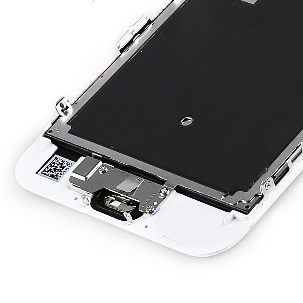 For iPhone 6s Digitizer Screen Replacement White - Ayake 4.7'' Full LCD Display Assembly with Home Button, Front Facing Camera, Earpiece Speaker Pre Assembled and Repair Tool Kits by Ayake (Image #7)