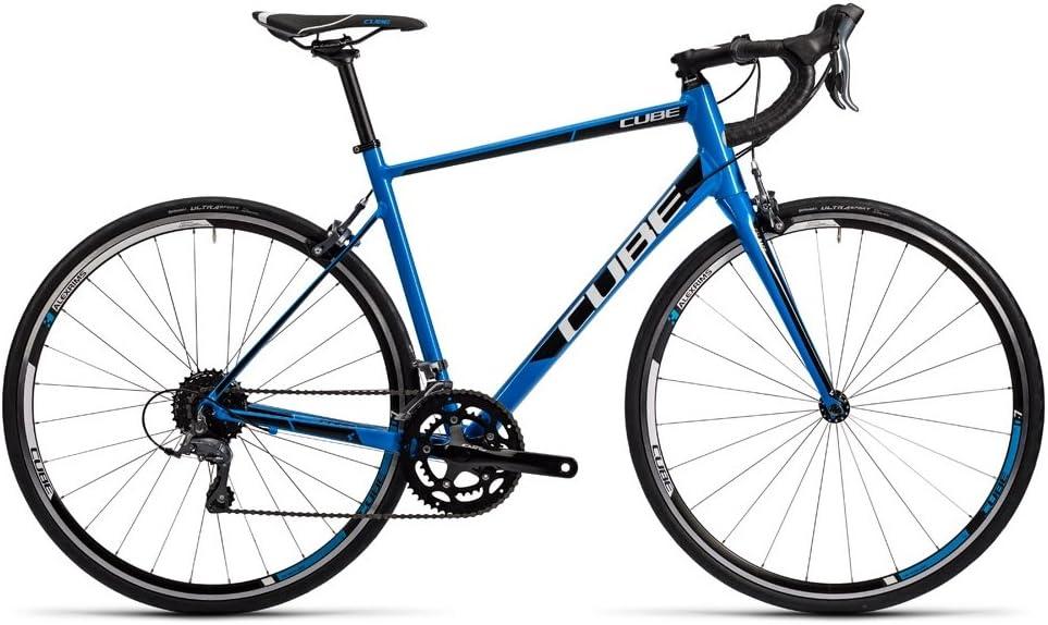 Bicicleta de carretera CUBE Attain 2016-H 60 cm: Amazon.es: Deportes y aire libre