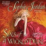 Sins of a Wicked Duke | Sophie Jordan