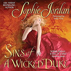 Sins of a Wicked Duke Audiobook