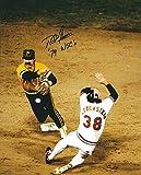Autographed Phil Garner 8x10 Pittsburgh Pirates Photo