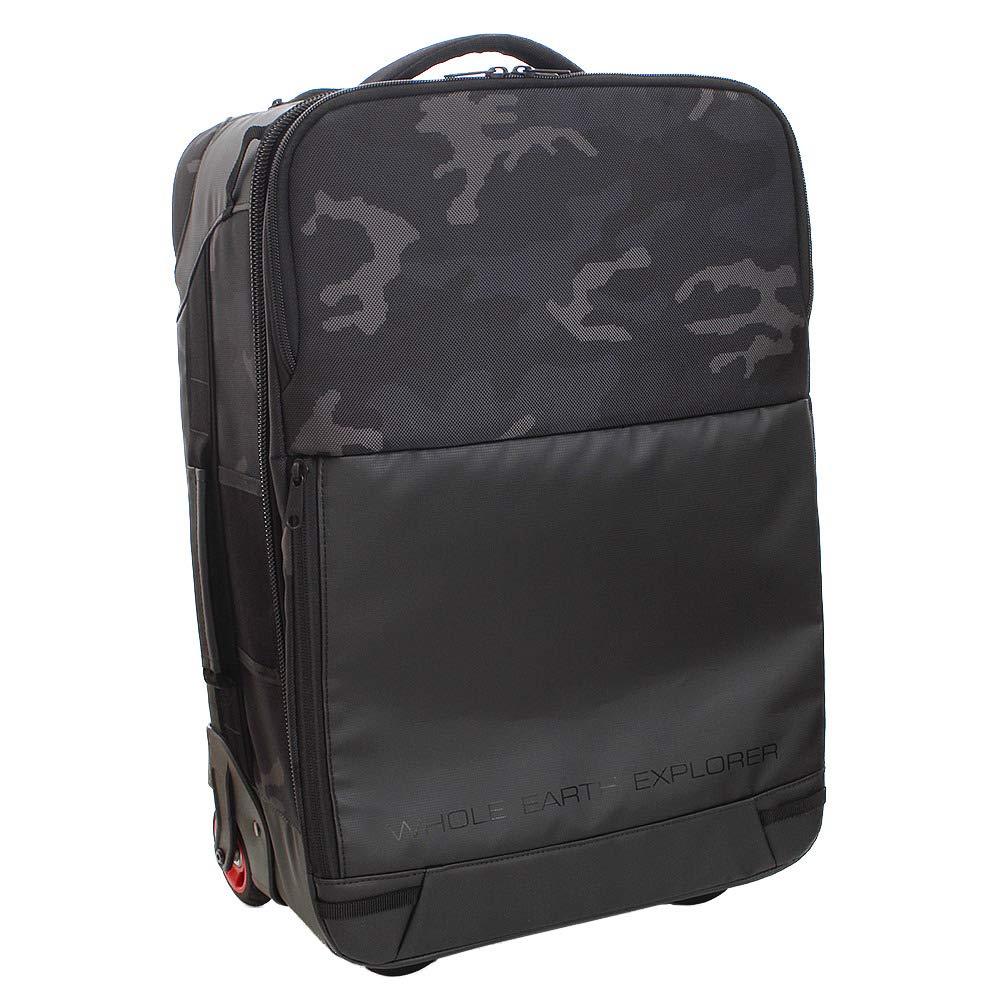 ホールアース(ホールアース) キャリーバッグ Nomad Traveller WE27GL01 GRY FF グレー B07G7K3J2R