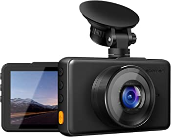 Apeman C450 Full HD 1080p Dash Cam