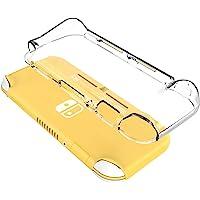 ProCase Clear Case Compatible with Nintendo Switch Lite, Ultra Slim Soft TPU Grip Cover Skin Shock-Proof Anti-Scratch…