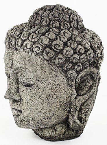 Buddha Head Large Concrete Statue Cement Carved Buddha Head