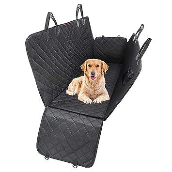 Cubre Asientos de Coche para Perros, Cubre Asientos para Mascotas– Resistente al Agua y
