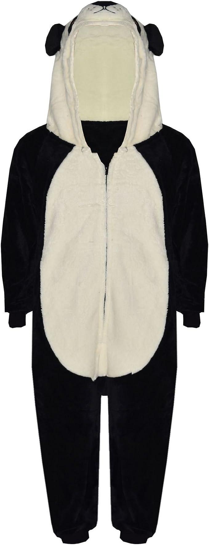 Kids Girls Boys A2Z Onesie One Piece Soft Fluffy Cow Halloween Costume 7-13 Year