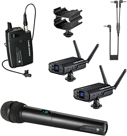 Audio-Technica System 10 – Digital Trampeo inalámbrico – sistema ...
