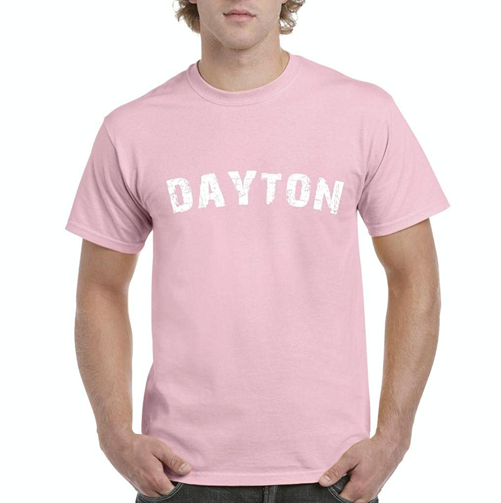 Amazon Artix Dayton Ohio Love Home State Mens T Shirt Tee X