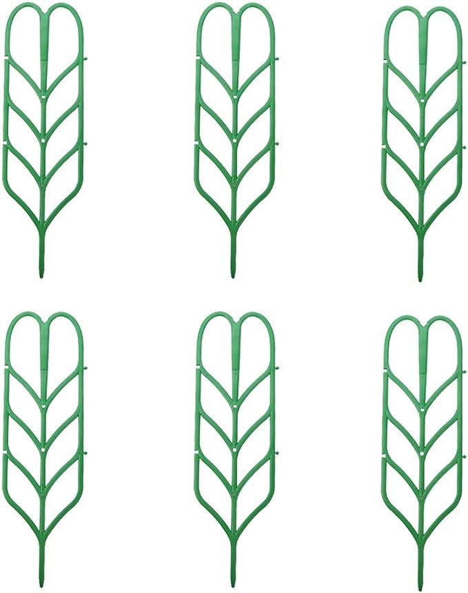 Yardwe 6 enrejados de jardín para Plantas trepadoras, Hiedra y ...