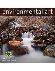 Environmental Art 2020 Wall Calendar: Contemporary Art in the Natural World