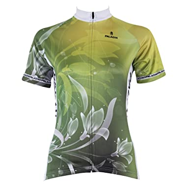 287ed3026 Amazon.com  QinYing Flowers Printing Women Comfortable Cycling ...