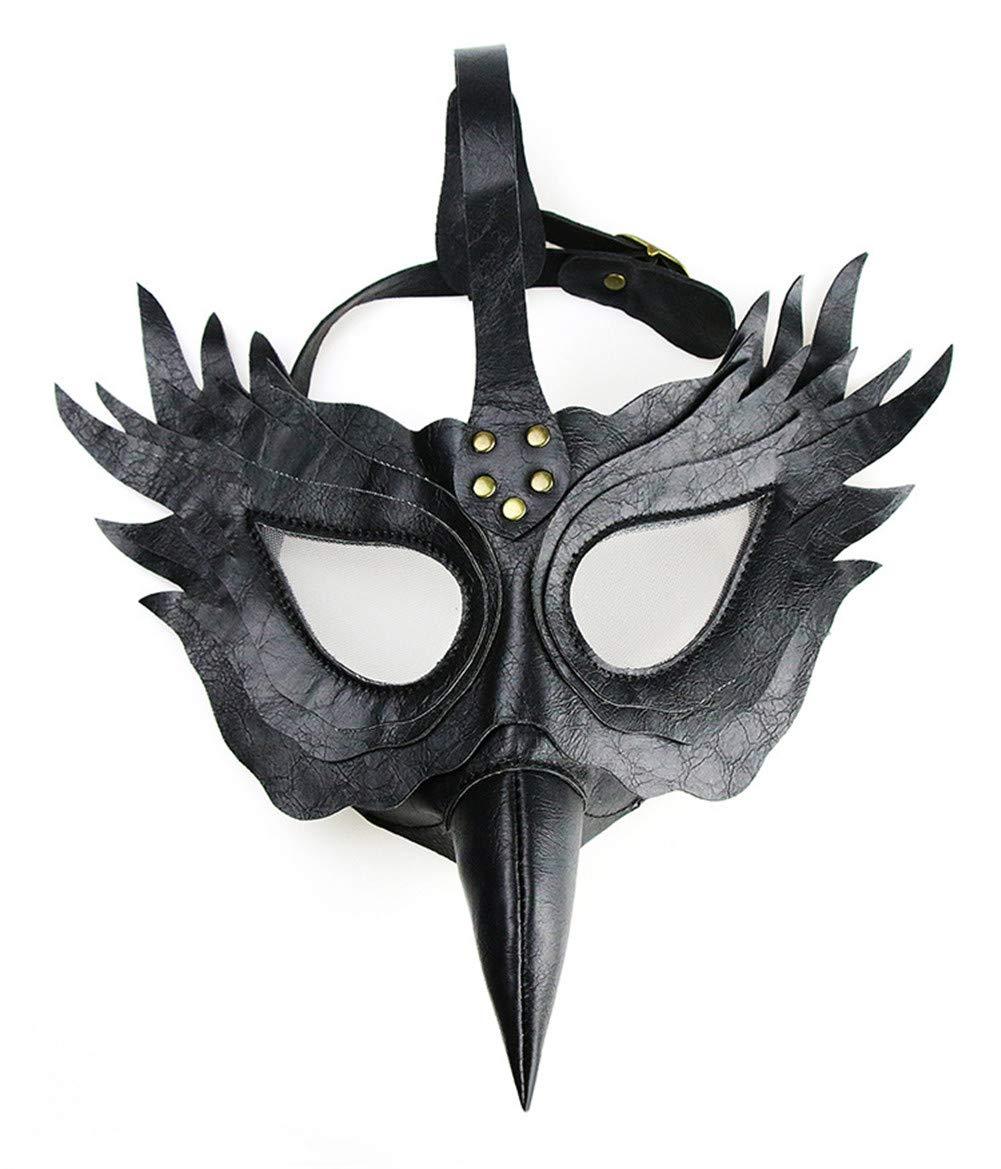 APJJ Steampunk-Pest Schnabel Doctor Maske