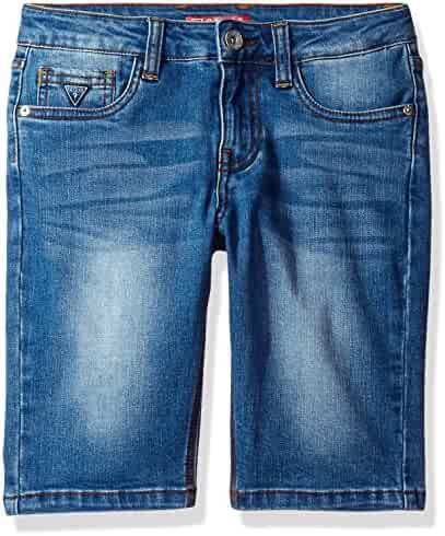 GUESS Big Boys' Denim Short