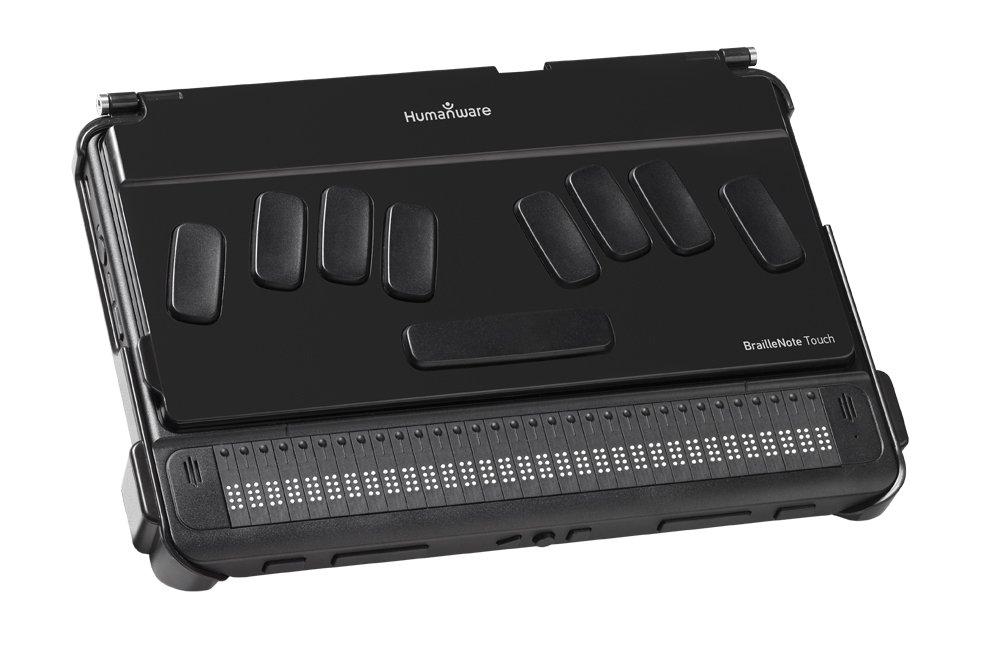 BrailleNote Touch 18 Caracteres, la Primera Tablet anotador con ...