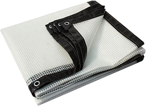 ZXXY Cobertor Impermeable, Ligero, Transparente, Resistente a la ...