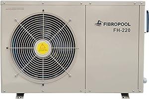 Fibropool pool heater