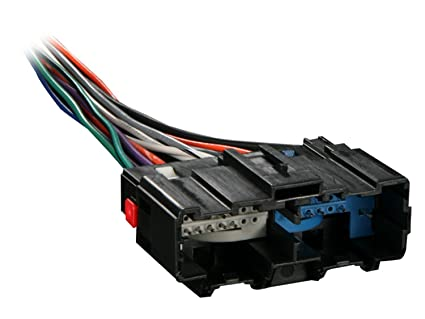 amazon com metra 70 2104 radio wiring harness for 06 up gm car rh amazon com gm radio wiring harness gm delco radio wiring harness